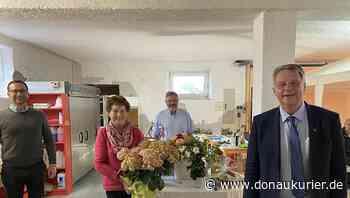 Wolnzach: Mit Abstand und doch ganz nah - Viele Glückwünsche für Katharina Gmelch zum 70. Geburtstag - Sie gehört seit 1996 dem Wolnzacher Gemeinderat an - donaukurier.de