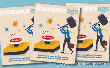 Insurance Age Digital Edition: July - Hitting restart?