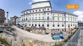 321 statt 186 Millionen Euro: So teuer ist die Sanierung des Staatstheaters - Augsburger Allgemeine