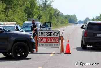 Fire shuts Highway 21 near Stony Point, Lambton OPP say - London Free Press (Blogs)