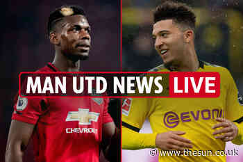 11pm Man Utd news LIVE: Gomes leaves Old Trafford CONFIRMED, Sancho transfer LATEST, Van de Beek UPDATE - The Sun