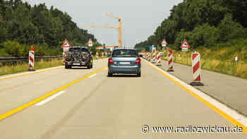 Bauarbeiten auf A4 zwischen Schmölln und Meerane dauern länger - Radio Zwickau