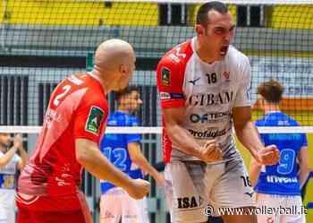 A3: Pineto, torna l'opposto Bulfon - Volleyball.it