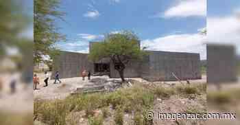 Avanza al 50% la construcción de la Casa de Seguridad en Jalpa - Imagen de Zacatecas, el periódico de los zacatecanos