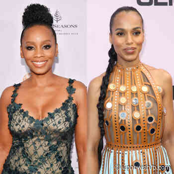 Anika Noni Rose & Kerry Washington Express Their Interest In Doing Voice Work As Animators Seek More Black Voices For Black Characters - Up News Info