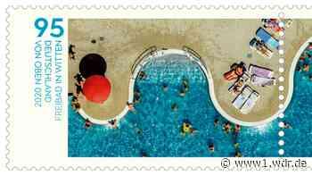 Freibad Witten in neuer Briefmarkenserie geehrt - WDR Nachrichten