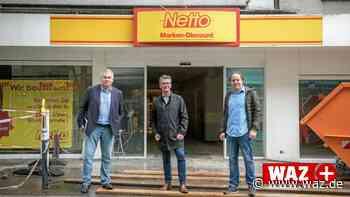 Witten: Netto an der Ruhrstraße vergrößert sich - Westdeutsche Allgemeine Zeitung
