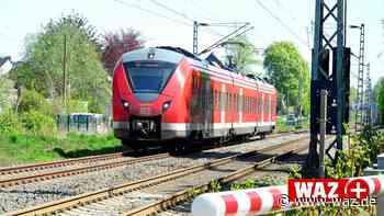 Witten: Bahnübergang Pferdebachstraße wird erneuert - Westdeutsche Allgemeine Zeitung