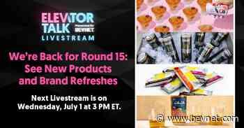 Elevator Talk Livestream Round 15: Black Rifle Coffee, Minna, JAJA - BevNET.com