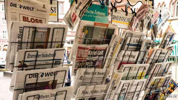 Verlage befürchten  Nachteile für gedruckte Medien