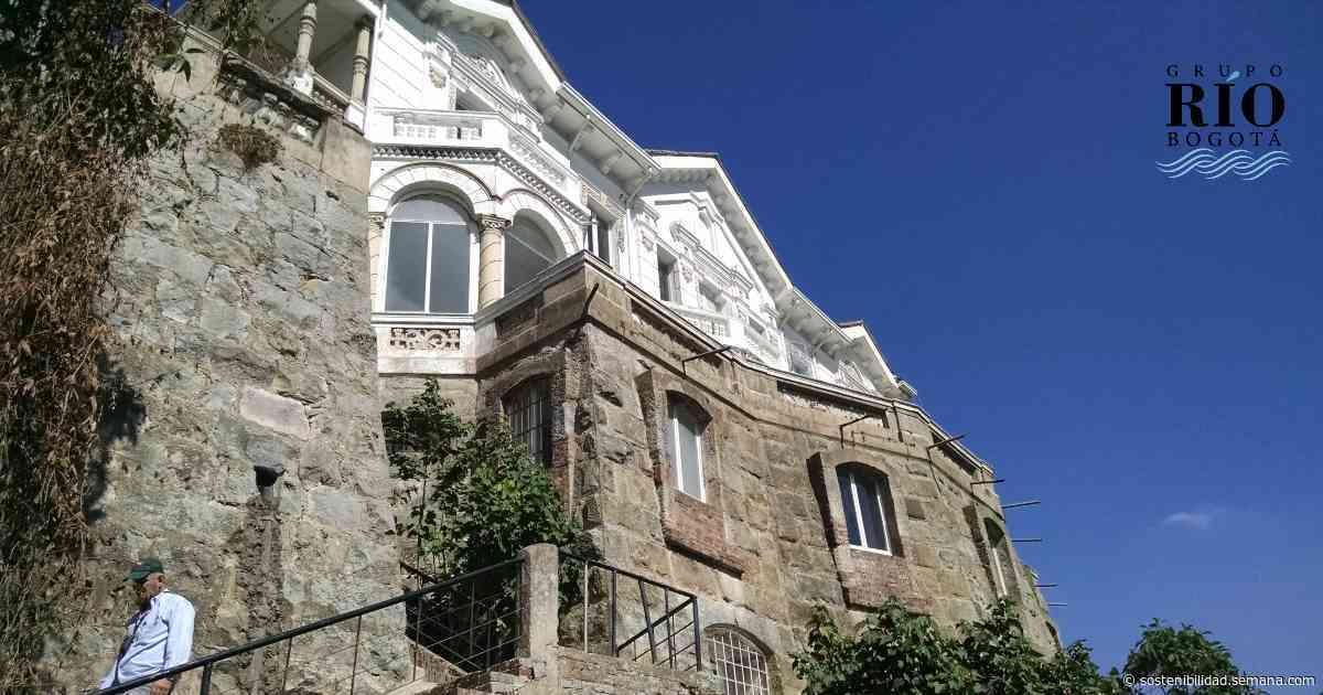 El viejo hotel que revive las huellas del pasado del río Bogotá - Semana