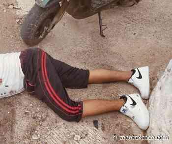 Asesinan a joven motociclista en céntrica colonia de Huitzuco - Noticias de Texcoco