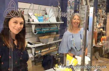 Welshpool reopens for business - mywelshpool