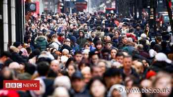 Coronavirus: UK economy hit by worst contraction in 41 years