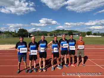 Le Running club Arpajon soutient les JO - La Montagne