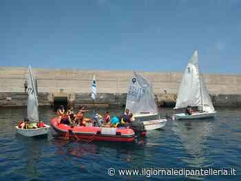 Primo giorno di corso di vela del Circolo Velico Isola di Pantelleria: già 40 iscritti - Il Giornale Di Pantelleria