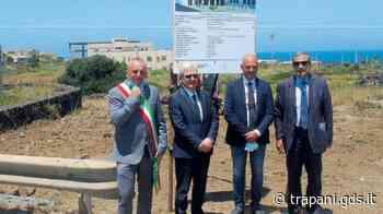 Pantelleria, la Scuola Superiore si farà: posata la prima pietra - Giornale di Sicilia