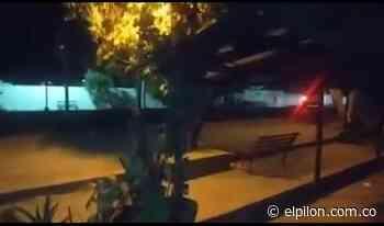 Lanzan granadas a Estación de Policía de Curumaní - ElPilón.com.co