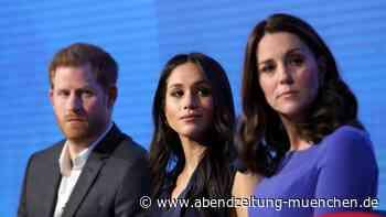 Enthüllungsbuch Royals at War - Kate soll Harry vor Meghan gewarnt haben - Abendzeitung