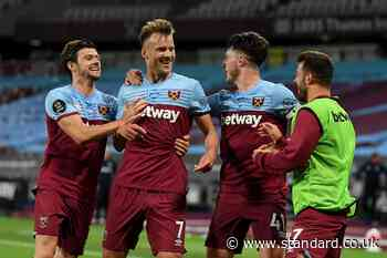 West Ham show their fighting spirit as they shrug off another VAR blow controversy to rock Chelsea