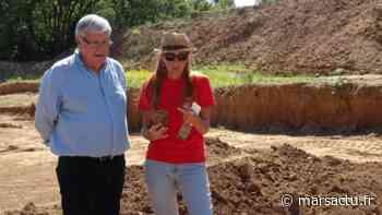À Peynier, l'archéologie fait ressurgir le passé agricole avant l'arrivée du béton - Marsactu