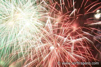 Feu d'artifice du 14 Juillet 2020 à Viry-Chatillon (91) - sortiraparis