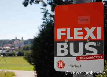 Ab Oktober soll der Flexibus auch rund um Ottobeuren und Markt Rettenbach fahren - Presse Augsburg