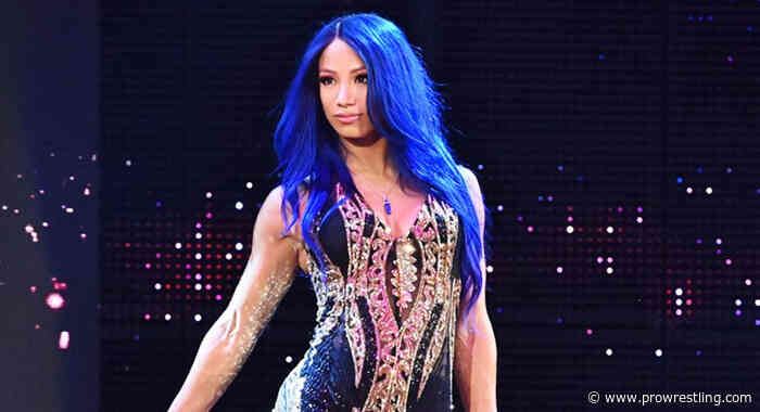 "Sasha Banks Discusses Sammy Guevara's Comments: ""I Can't Show Hate With Hate"""