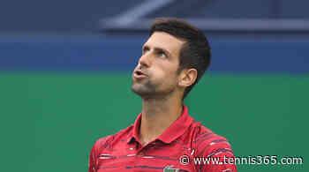 Milos Raonic warns Novak Djokovic 'it will take a little bit of time to get trust back' - Tennis365.com - Tennis365