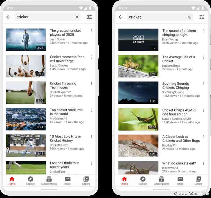YouTube Algorithmus: Relevanz, Qualität & Interaktionen treffen auf Wiedergabedauer