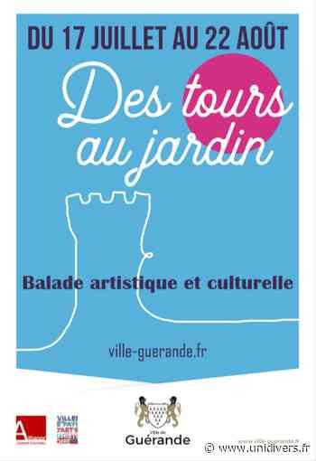 Des tours au jardin 7 place du Marché au Bois 44350 Guerande vendredi 17 juillet 2020 - Unidivers