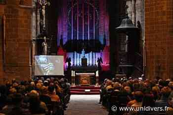 Concert La voix des orgues Thomas Ospital collégiale Saint-Aubin 44350 Guerande vendredi 24 juillet 2020 - Unidivers