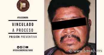 Vinculan a proceso a Joel 'N' por incendiar gasolinera en Caborca - ADN 40