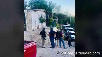 Aseguran drogas, armas, vehículos, niños y detenidos en ocho cateos en Caborca, Sonora - Noticieros Televisa