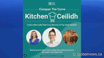 March of Dimes Canada hosts virtual kitchen party