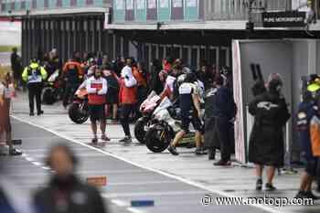 I Commissari FIM MotoGP™ ascolteranno alcuni piloti a Jerez