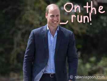 Prince William Shares How He's Staying Fit While In Lockdown! - News Lagoon - News Lagoon