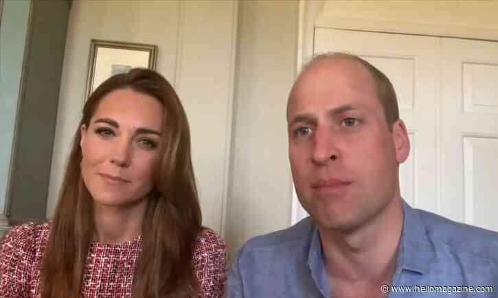 Kate Middleton and Prince William vow to travel to this country when lockdown is over - HELLO!