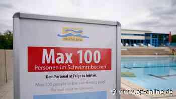 Schwimmbad in Maintal öffnet wieder: Besucher müssen einiges beachten - op-online.de