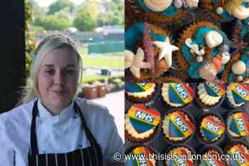 Wimbledon Tennis chef fundraises to support NHS and National Marine Aquarium