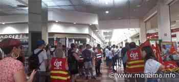 Département - Social - Centrale de Gardanne, SAD Marseille, Géant Casino: les salariés rassemblés à Plan de Campagne - Maritima.info