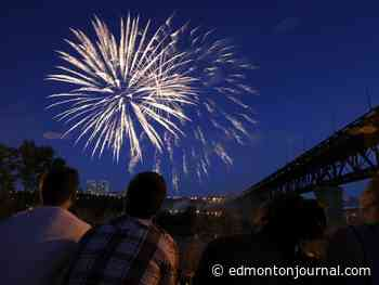 Thursday's letters: No Canada Day fireworks a mistake