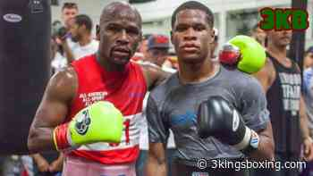 """Devin Haney On Floyd Mayweather: """"So Many Jewels, I'm Thankful For It"""" - 3Kings Boxing"""