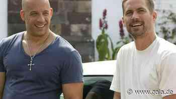 Paul Walker und Vin Diesel: Auch ihre Kinder sind eng verbunden - Gala.de