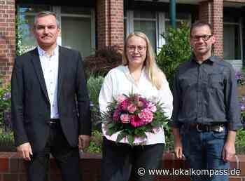 Erfolgreiches Ende der Ausbildung: Verwaltungsfachangestellte Jana Witt arbeitet jetzt in Issum - Lokalkompass.de