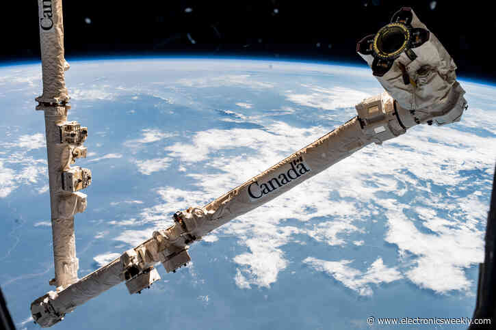 Canada signs up to build Canadarm3 for Lunar Gateway