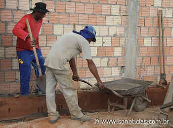 Lucas do Rio Verde demite 115 funcionários a mais devido ao Coronavírus; construção civil lidera - Só Notícias