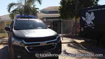 Polícia Civil de Lucas do Rio Verde prende foragido da justiça de Cuiabá - ® Portal da Cidade | Lucas do Rio Verde