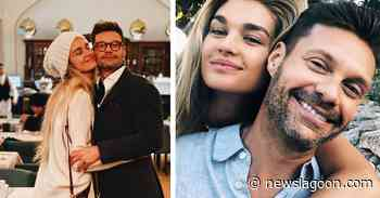 Ryan Seacrest And Shayna Taylor Break Up For A 3rd Time — And He's Already Dating Someone Else - News Lagoon