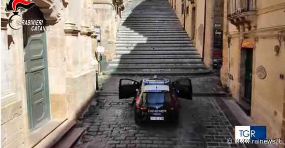 Caltagirone, operazione antidroga. Nove le misure cautelari - TGR Sicilia - TGR – Rai